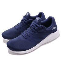 Asics Comutora Indigo Blue White Mens Running Shoes Runner Sneakers 1021A046-400