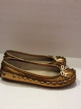 Marc By Marc Jacobs Gold Flats size 41