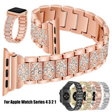 Stainless Steel Watch Band Strap For Apple iWatch Series 5 4 3 2 6 38 40 42 44MM