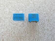 5 condensateurs 100pF 100V 2,5% ERO KP1830