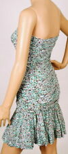 $206 NEW BCBG STRAPLESS FITTED SILHOUETTE MINI DRESS S