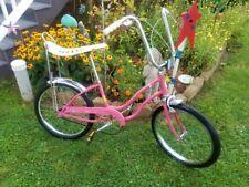 New ListingVintage 1978 Pink Schwinn Fair Lady 3 Speed Stingray Muscle Bike
