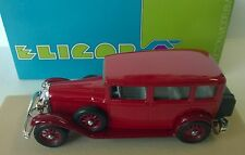 ELIGOR 1:43 AUTO DIE CAST TALBOT PACIFIC 1930 LIMOUSINE ROSSO ART 1036