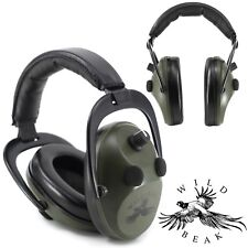HEARING PROTECTION / ELECTRONIC EAR DEFENDERS for SHOOTING HUNTING SPORT MUFFS