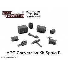 Zinge Industries vehículo bits Bosque esprue A incluso tanques de combustible y herramientas Stau 02
