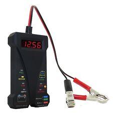 Car Battery Tester Digital Automotive circuit multimeter 12V Charging Voltage