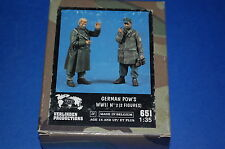 Verlinden Productions 651- German Pow's WWII  scala 1/35