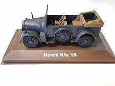 HORSCH Kfz 15 1:43 SCALE - DIECAST MILITARY VEHICLE ARMY VAN CAR ATLAS WWII - 29