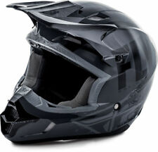 Fly Racing Kinetic Burnish Helmet Motocross Dirt Bike Offroad MX ATV Snowmobile