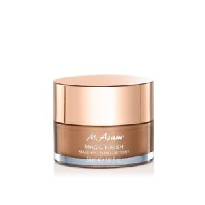 M.ASAM MAGIC FINISH MAKE-UP All in one: Primer, Make-up, Powder and Concealer