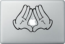 Mickey Mouse Disney Illuminati - Apple Macbook, Laptop, iPad Vinyl Decal Sticker