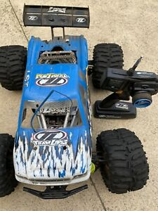 Custom Cage Losi Lst2  Nitro Monster Truck Rc Upgrades Force 25