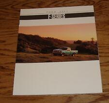 Original 1994 Ford Truck F-Series Sales Brochure 94 F-150 F-250 F-350