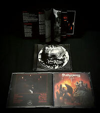 DISHARMONY - Goddamn the Sun  CD