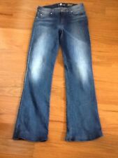 Ladies Size 26 Kimmie Bootcut 7 For All Mankind Jeans