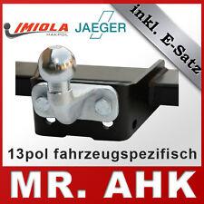 Peugeot Boxer L4 Bus / Kasten 06-11 Anhängerkupplung AHK starr 13pol spe. E-Satz