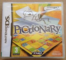 Pictionary Game For Ds Dsi Ds Lite 3Ds Nintendo NEW & SEALED!! *99p UK P+P*