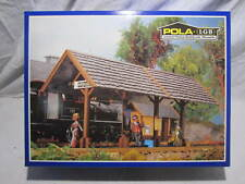 "**NEW IN BOX**  LGB POLA Silverton 918 Covered Platform  ""G Scale"""