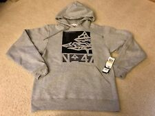 L-R-G LIFTED RESEARCH GROUP TALES PULLOVER HOODY GREY SMALL S supreme