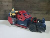 VINTAGE 1986 GI Joe Cobra Dreadnok Car Thunder Machine w/ Thrasher Figure