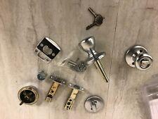 Kwikset Keyed Entry Single Cylinder Deadbolt 66064-001 Rrev02 690 Knob