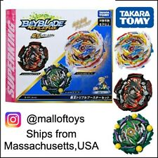 TAKARA TOMY  B-171 Beyblade Burst Superking Triple Booster Set Tempest Dragon