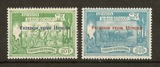 Burma 1963 Freedom From Hunger MNH