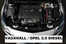 VAUXHALL OPEL Insignia Remanufactured 2.0d diesel engine 12 month warranty