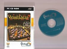 VIRTUAL CHESS 2. EXCELLENT CHESS GAME FOR THE PC!!