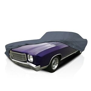 [CSC] 5 Layer Waterproof Car Cover for Chevy Caprice 2-Door Coupe 1966-1970