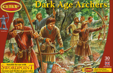 Gripping Beast - Swordpoint Dark Ages Archers GBP13 28mm Plastic
