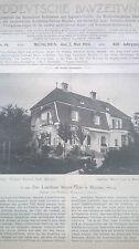 1903 18 Haus Mayer Graz in Murnau / München Umbau Sendlinger Tor