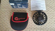 NEW Nautilus CCF X2 10/12 Fly Reel - Good for 8/10 -W/Pouch + Warranty Card+Box