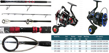 Fishing rods Skunk Works T Latitudes 15kg/Spin stick bait /GTX-5000 reel combo