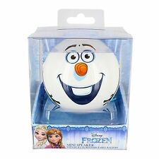 Disney Frozen Wired Speaker - Olaf