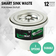 Smart Sink Waste Arrestor Stainless Steel for Domestic Dwelling Sewerage System