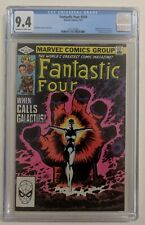 Fantastic Four 244 CGC 9.4 1st Frankie Raye As Nova