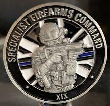 More details for sco19 xix metropolitan police challenge coin so19 co19 arv armed police