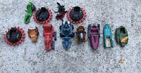 MOTU Vehicles Lot Of 11 Masters of the Universe Mattel Vintage & More