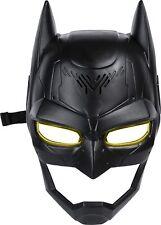 DC Batman Head Mask Voice Changing 4y Kids/children Action Toy Figure Black