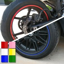 15 to 19 inch Premium Wheel Rim Stripe Tape Fits All Cars Trucks Motorcycles