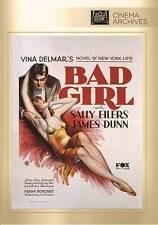 BAD GIRL NEW DVD