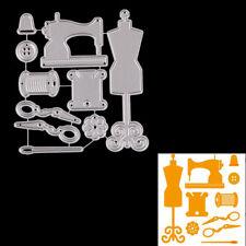 QuicKutz Lifestyle Crafts 2x2 Duo Die PIN CUSHION On Pedestal Sewing KS-1011