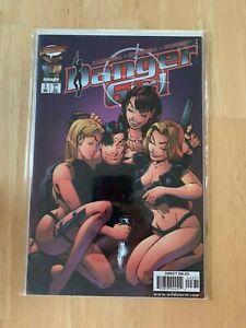 Danger Girl 3 VARIANT High Grade Comic Book ML2 – 160