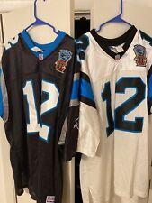 New listing Vintage Reebok Kerry Collins Carolina Panthers Home/Away Jerseys - Mens XL