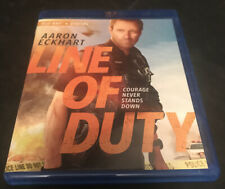 Line of Duty (Blu ray Disc, 2019, Includes Digital)