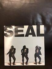 vinyl records-Seal - The Beginning- Original 1991 Pressing- VG Condition,Promo C
