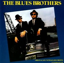 THE BLUES BROTHERS - ORIGINAL SOUNDTRACK CD (1980) JOHN BELUSHI / DAN AYKROYD