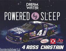 "2016 ROSS CHASTAIN ""DREAM WATER CIRCLE K"" #4 NASCAR XFINITY SERIES POSTCARD"