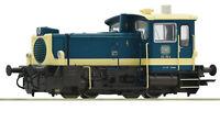 """Roco H0 72020 Diesellok BR 333 Köf der DB """"DCC Digital + Sound"""" NEU + OVP"""